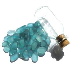 BZ-5b シーグラス入り小瓶