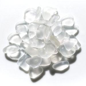 SS-109a 白色ビーチグラス素材
