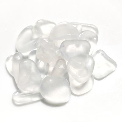 SS-124a 白色ビーチグラス素材